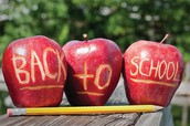 Back to School Night: Friday, September 23, 2016 at 6:00 pm.