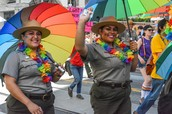 San Francisco Gay Pride Parade 2016