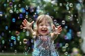Child-like wonder!