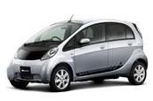 Mitsubishi Hydro car