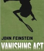 Vanishing Act: Mystery at the U.S. Open by John Feinstein
