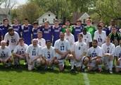 Men's Soccer Alumni Game