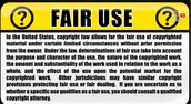 Fair Use Photo