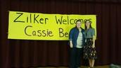 Zilker Welcomes Cassie Beasley