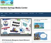 Garden Springs Elementary Library