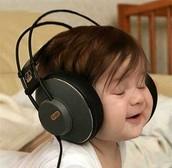 A mi me gusta esciucnar musica