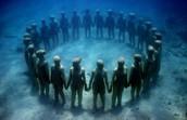 Musee sous-marin