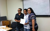 Our first $500 Scholarship