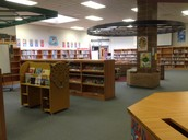 Timber Creek Elementary Library Media Center