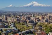 Capital City and Mt. Ararat