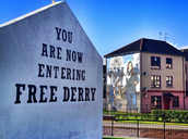 What was Free Derry?