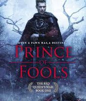 Prince of Fools - The Red Queen's War Book One