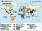 Map of Judiasm