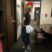 Faculty Dress Up Day