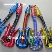 היום לצורת הכינור יש גם שימושים אחרים כמו בתמונה: בלון של הכינור