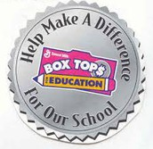 BOX TOPS CONTEST HAS BEGUN!