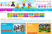 Easy Science for Kids
