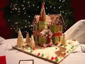 BYO Gingerbread House!