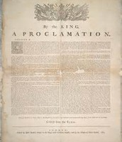 The Proclamation Paper