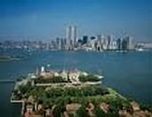 Ellis Island in 2001