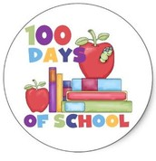 The 100th day of School is quickly approaching-Friday, Feb. 5th!