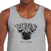 pug not drugs tank