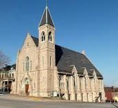 Church Mass for David