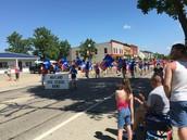 Wayland Marching Band