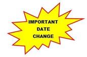 Summer School DATE CHANGE!