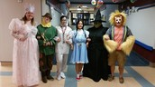 2nd Grade Teachers from the Wizard of Oz
