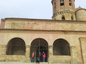 he church of the san miguel