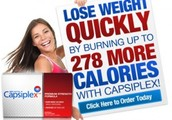 Burn Fat Safely With Capsiplex