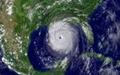 This is Hurricane Katrina