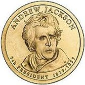 Andrew Jacksons coin