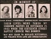 Girls that died in the bombing