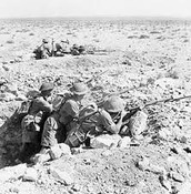 1st October 1935 Siege of North Africa