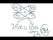 Pairs Of Socks   (One Step Equation)