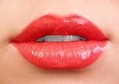 Big bold lips