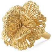 Geneve Lace Ring