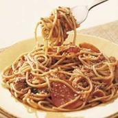 7.pizza spaghetti