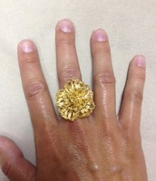 GENEVE LACE RING $30