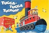 Tugga Tugga Tug Boat