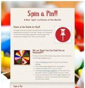 Tech for Teachers: Spin a Pin