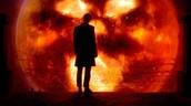 Man Near Fire