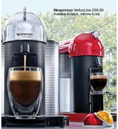 Nespresso Vertuo!