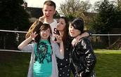 Cher Lloyds Family