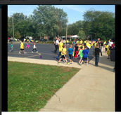 The 2015 Frank Elementary Walk-A-Thon was a huge success thanks to the generous support of our families! #FrankPride