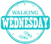 Walking Wednesday Reminder - March 2nd