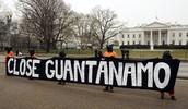 Guantanamo protest.