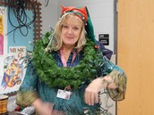 Evergreen Elf (Mrs. Locke)